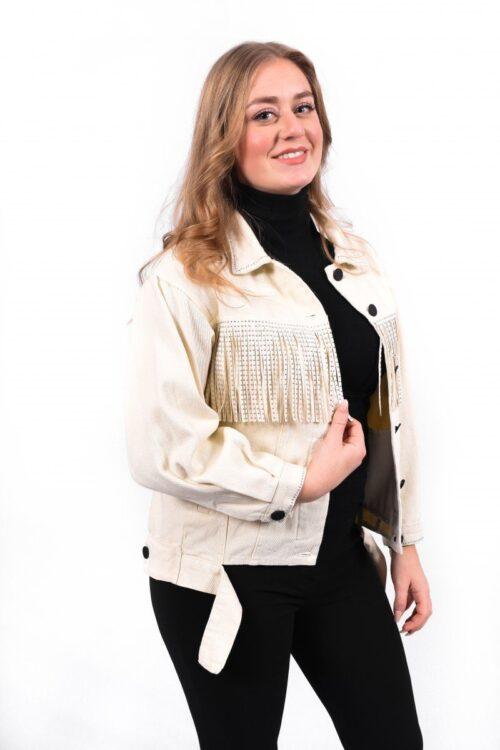 Frills jacket