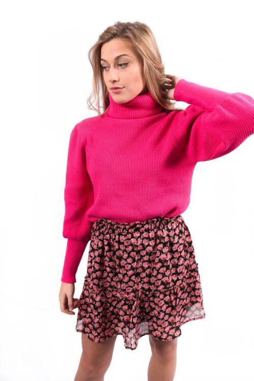 Pink trui