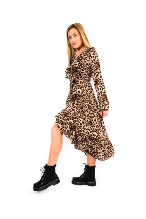 Tiger jurk